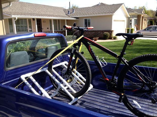 Soporte Para Bicicletas En Pvc Askix Com