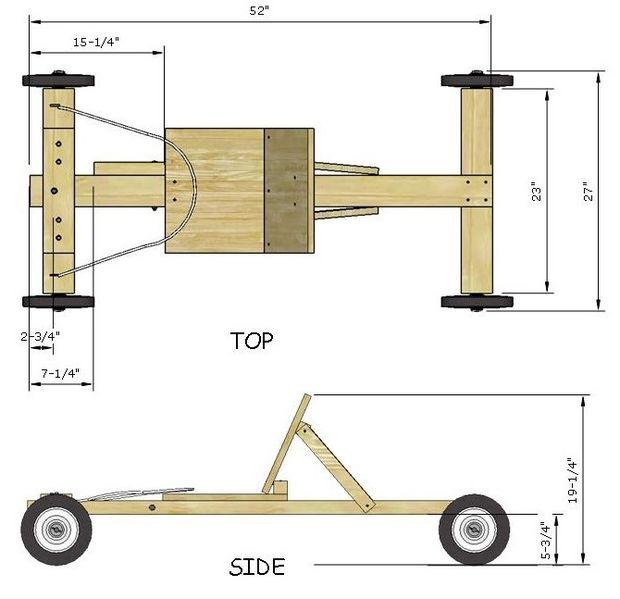 Fácil Soap Box Derby coche construir - askix.com