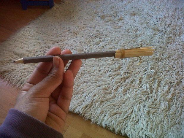 Lápices de palo de escoba del potter de Harry - askix.com