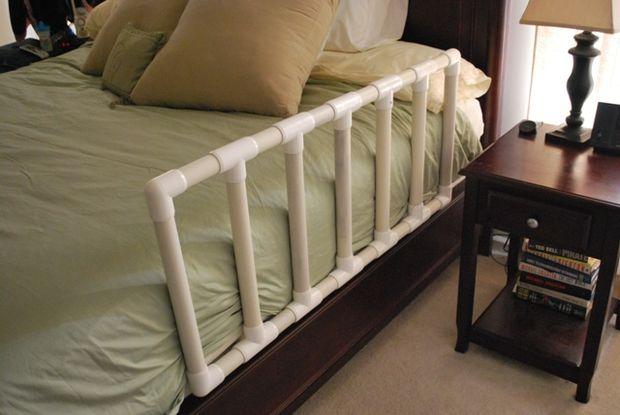 C mo hacer un protector de cama para ni os peque os - Cama para ninos pequenos ...