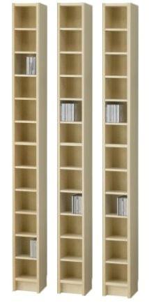 Estante de ikea benno cd mejorado paso 1 comprar los estantes - Mueble cd ikea ...