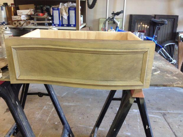 Cómo reproducir un cajón de mueble curvado - askix.com