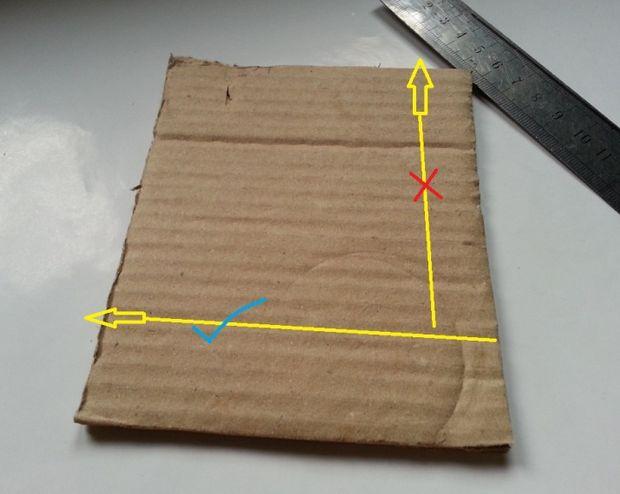 Palo de escoba DIY ganchillo bufanda / Paso 2: Palo de escoba ...