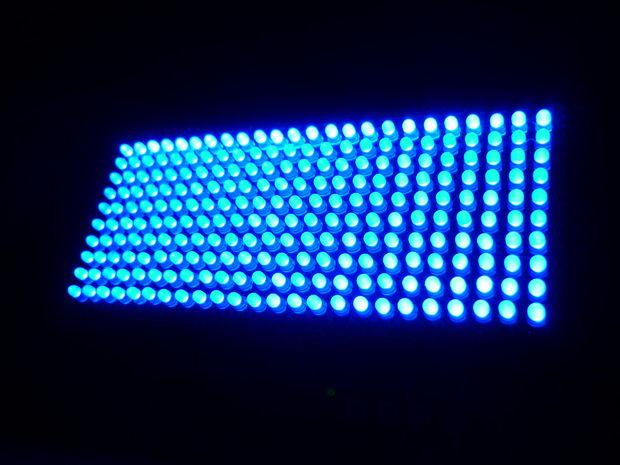 Matriz de LED 24 x 10 (basado en Arduino) - askix com
