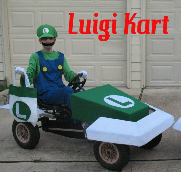 Mario Kart y Luigi Kart - askix.com