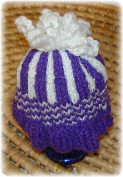 Cómo tejer un acogedor huevo \'adecuado\' para un Faberge huevo ...