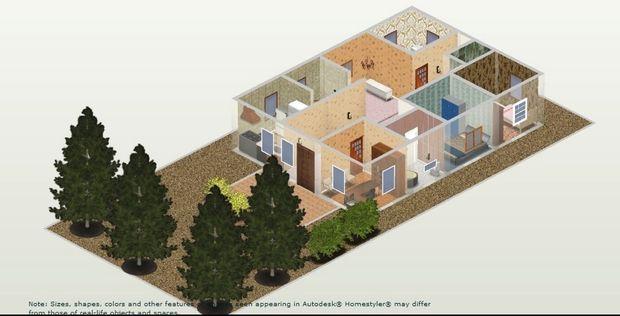 Dise ar tu casa con autodesk homestyler for Disenar casas online