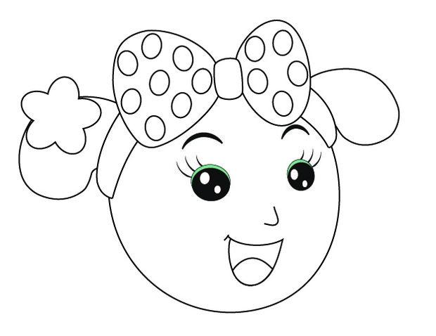 Cómo dibujar el senador de La señorita / Paso 11: Dibujar la boca y ...