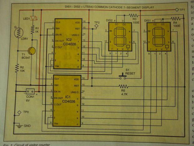 Circuito Ldr : Resistor ldr search easyeda