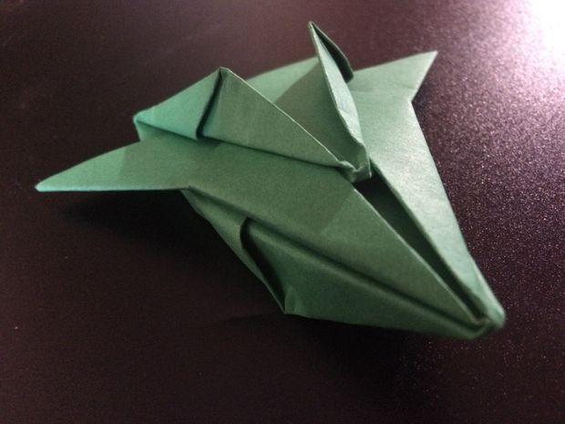 Origami Nave Askixcom