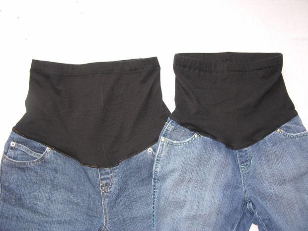 Puedo Hacer Que Los Pantalones De Maternidad De Cualquier Pantalon Usado Paso 6 Hay Hecho Askix Com