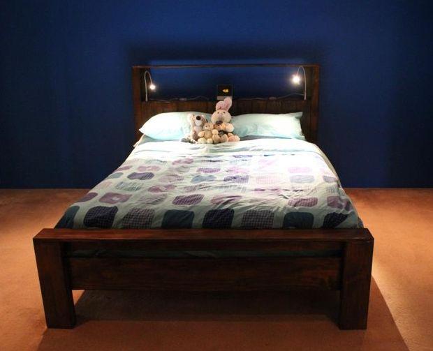 Marco de la cama - askix.com