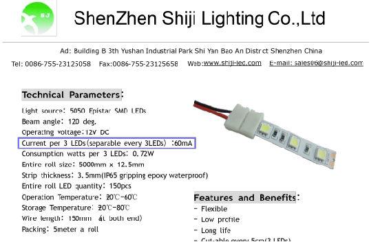 Introducción a las tiras de LED / Paso 3: energía