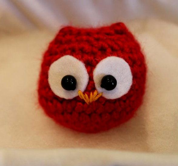 Crochet bebé búho - askix.com