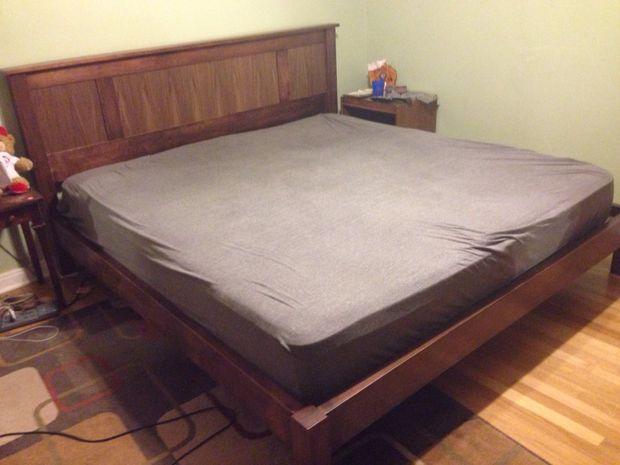 Plataforma de cama King - askix.com