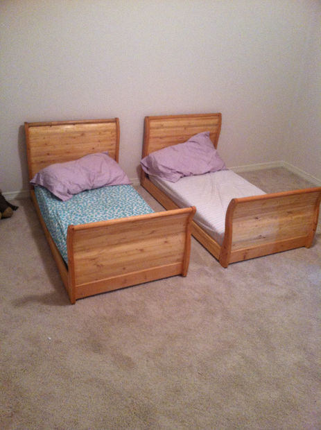 Trineo de camas para ni os peque os - Camas para ninos pequenos ...