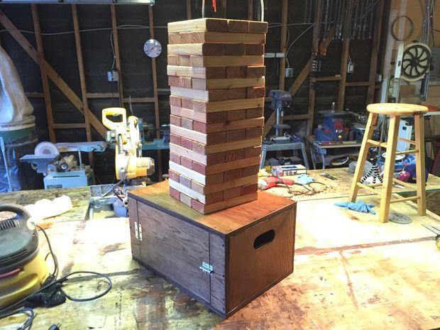 Como Construir Un Juego De Jenga Gigante Askix Com
