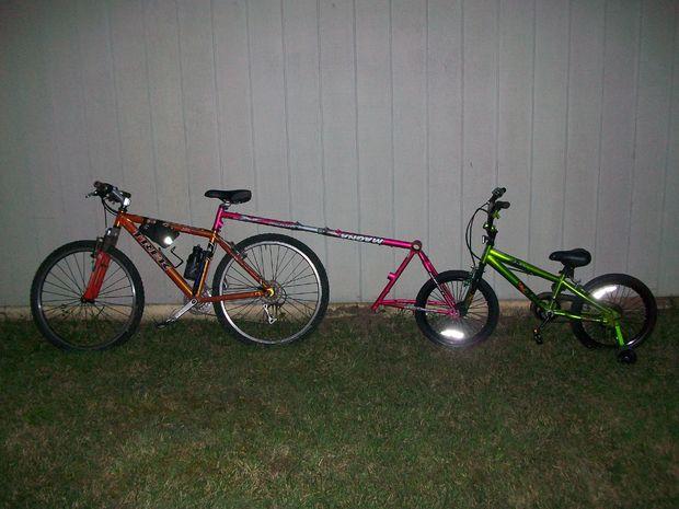 Conector de bicicleta de adulto y niño - askix.com