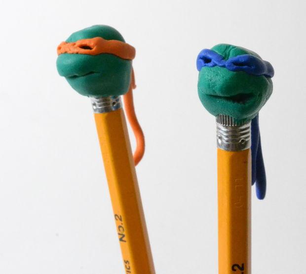 Tortuga Ninja lápiz consejos de SUGRU! - askix.com