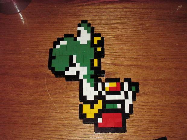 Como Hacer Que Yoshi Fuera Legos Askix Com
