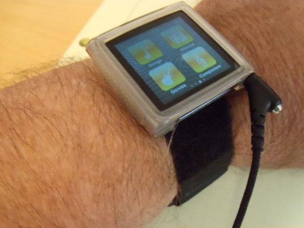 Correa De Reloj De Ipod Nano 6th Gen Askix Com