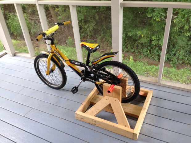 Soporte De Bicicleta Estacionaria Para Niños Askix Com