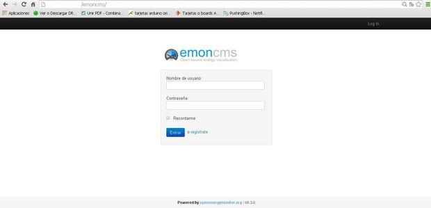 Que es Emoncms Openenergymonitor (OEM)? / Paso 1: Unas vistas de