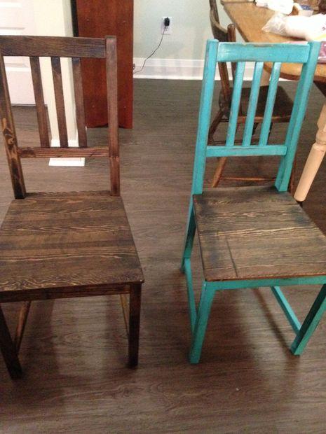 Agobiados de sillas de madera actualizaci n de ikea for Sillas de madera ikea