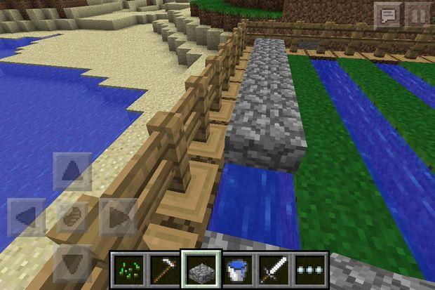 Cómo Hacer Un Jardín De Trigo Simple En Minecraft Pe Paso