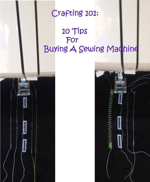 10 consejos para comprar una máquina de coser - askix.com