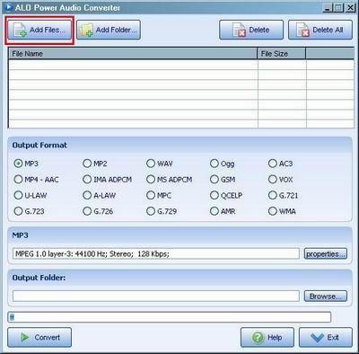 como convertir archivos mp3 a ogg