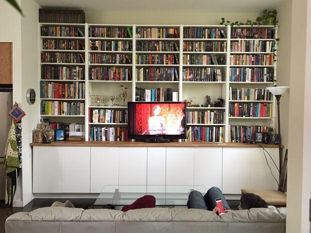 Hack IKEA: armarios empotrados y estantes - askix.com
