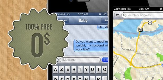 iPhone Tracker es indetectable.