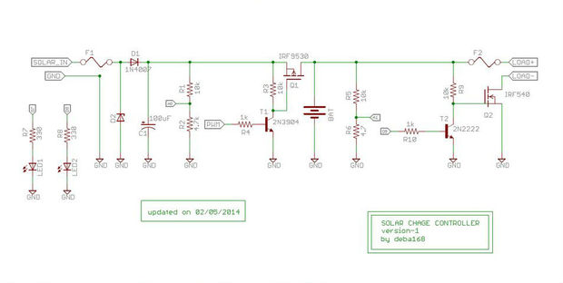 Controlador De Carga Solar De Arduino Versión 1 Askix Com