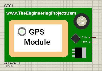 Cómo Simular El Módulo Gps En Proteus Paso 1 Extracción