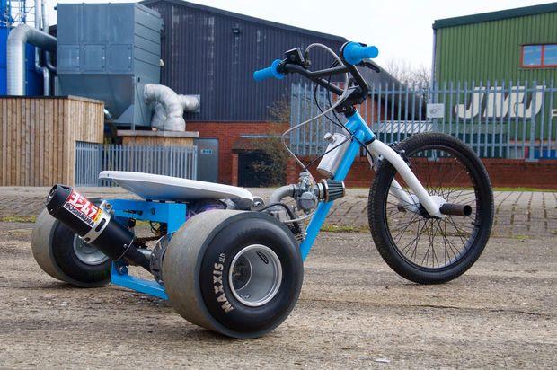 Drift Trike Con Motor Askix Com