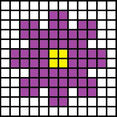 Cruz DIY tarjeta / Paso 2: Patrones de punto de Cruz Simple - askix.com