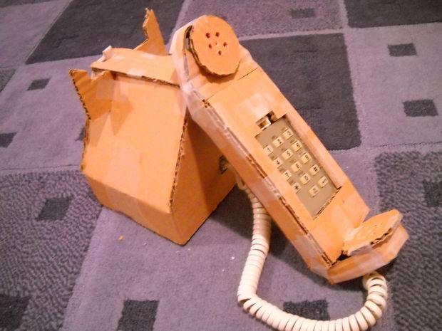 Cómo Hacer Un Teléfono De Cartón Askixcom