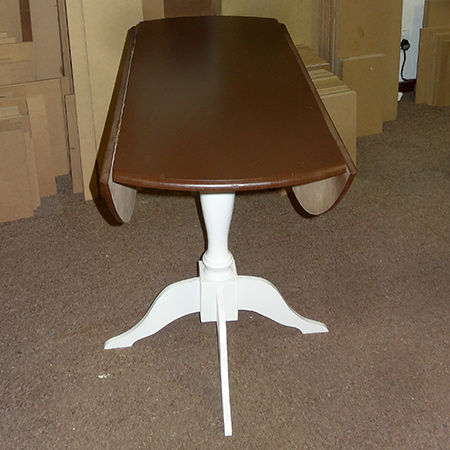 Hacer mesa abatible latest cmo hacer un escritorio - Mesa plegable maleta carrefour ...